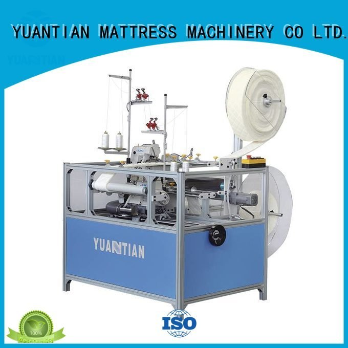 YUANTIAN Mattress Machines Double Sewing Heads Flanging Machine multifunction ds7a ds5c