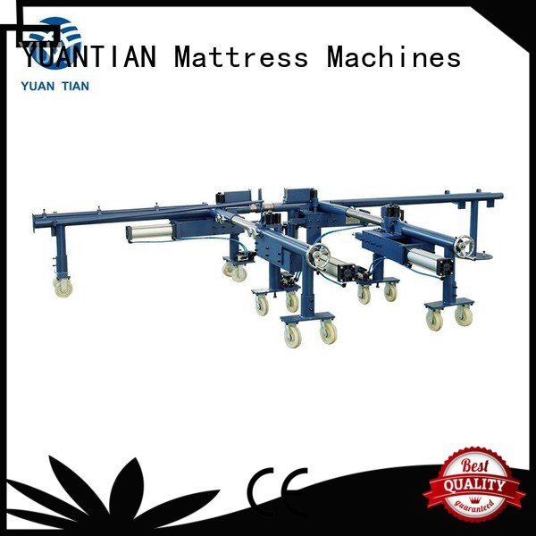 foam mattress making machine mattress spring straightening packing