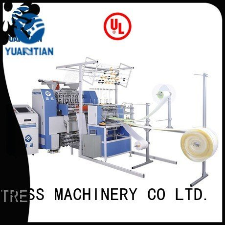 YUANTIAN Mattress Machines Brand needle quilting machine for mattress price mattress single