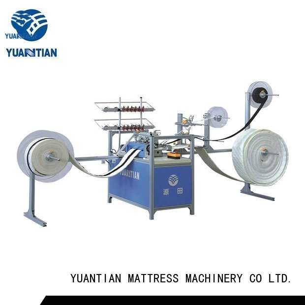 Custom Mattress Sewing Machine sewing arm border YUANTIAN Mattress Machines