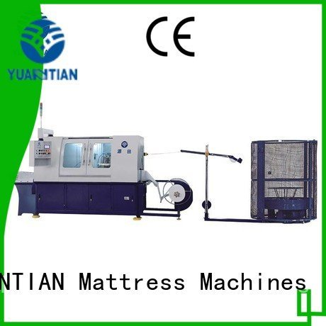 Automatic Pocket Spring Machine production high speed pocket YUANTIAN Mattress Machines