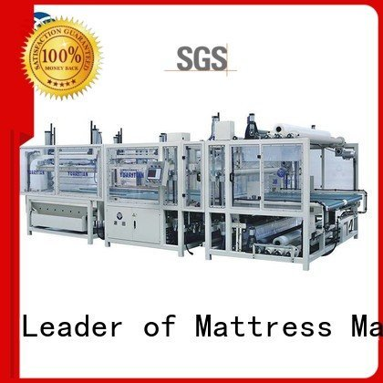spring poket YUANTIAN Mattress Machines pneumatic mattress packing machine rollpack unpressing