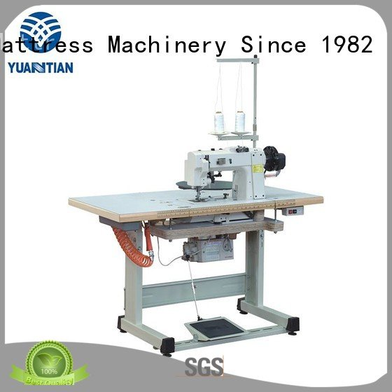 Wholesale tape binding mattress tape edge machine YUANTIAN Mattress Machines Brand tape