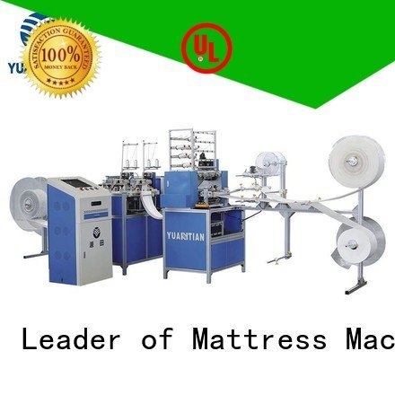 heads machine quilting machine for mattress double YUANTIAN Mattress Machines