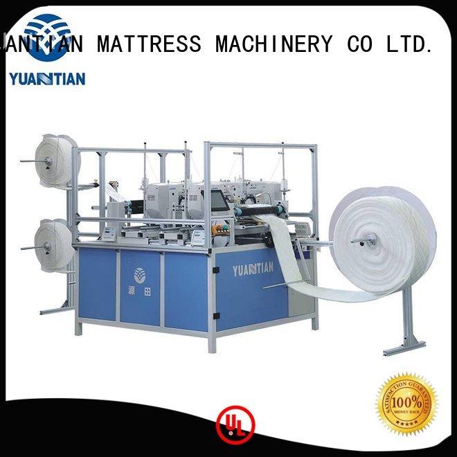 stitching singleneedle single YUANTIAN Mattress Machines quilting machine for mattress price