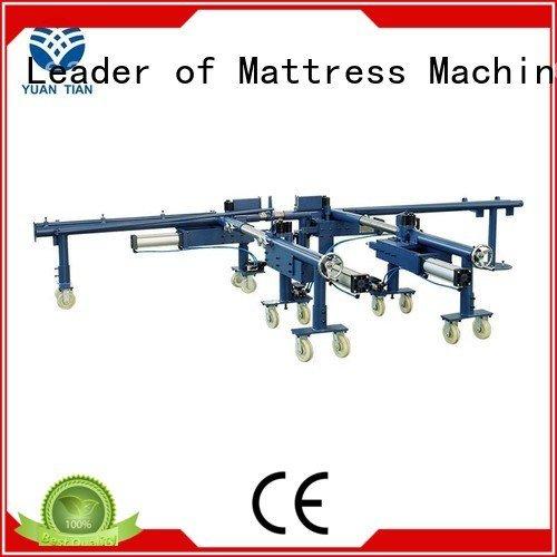 foam mattress making machine unpressing unit YUANTIAN Mattress Machines Brand
