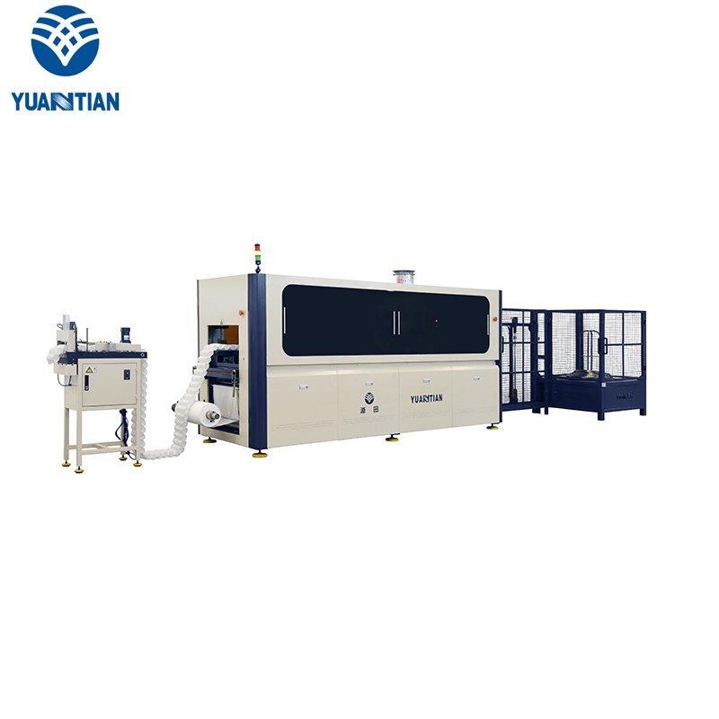 DZG-6 máquina CNC Asamblea de primavera de bolsillo
