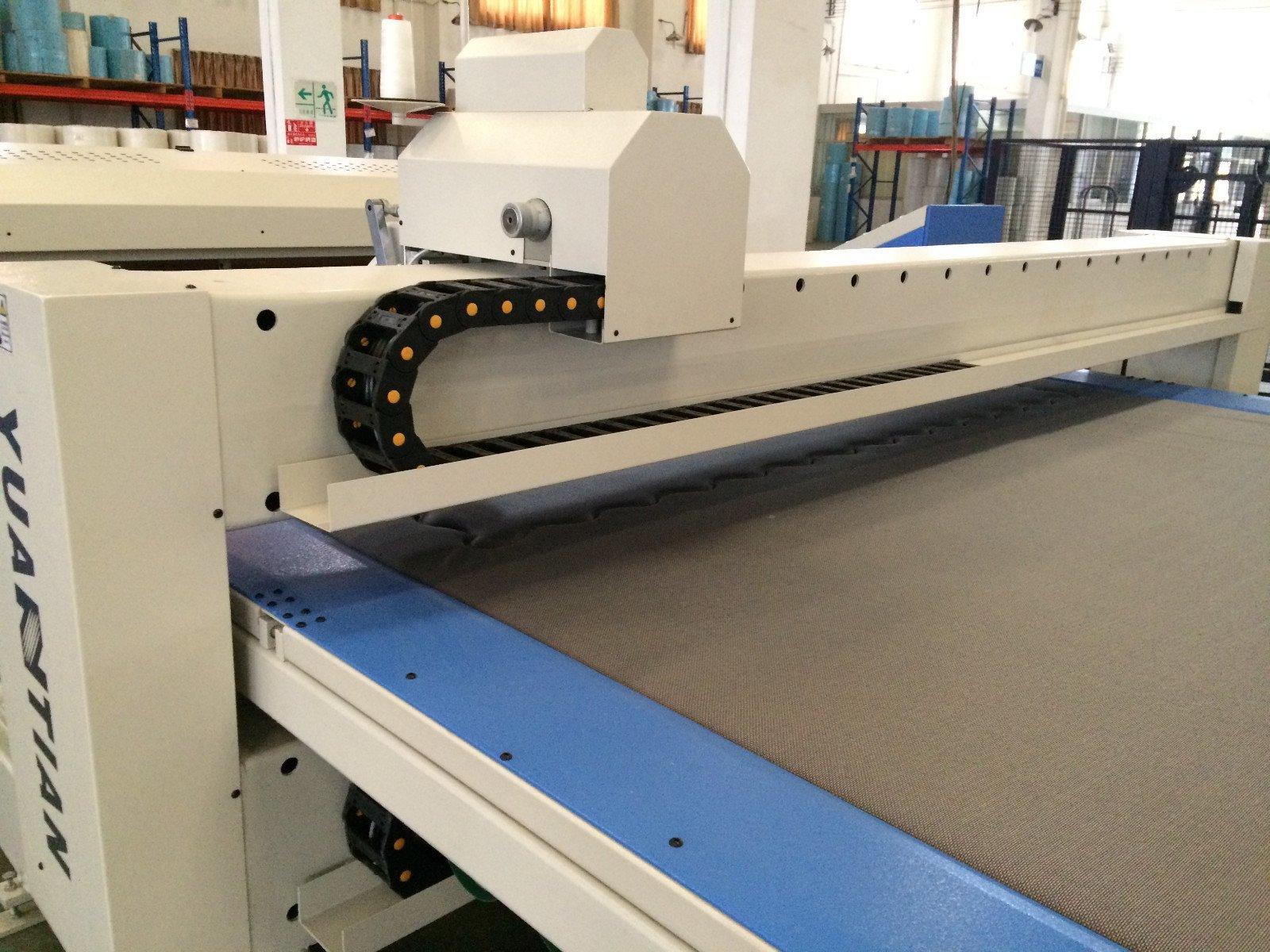 wbsh3 lockstitch quilting machine for mattress price YUANTIAN Mattress Machines