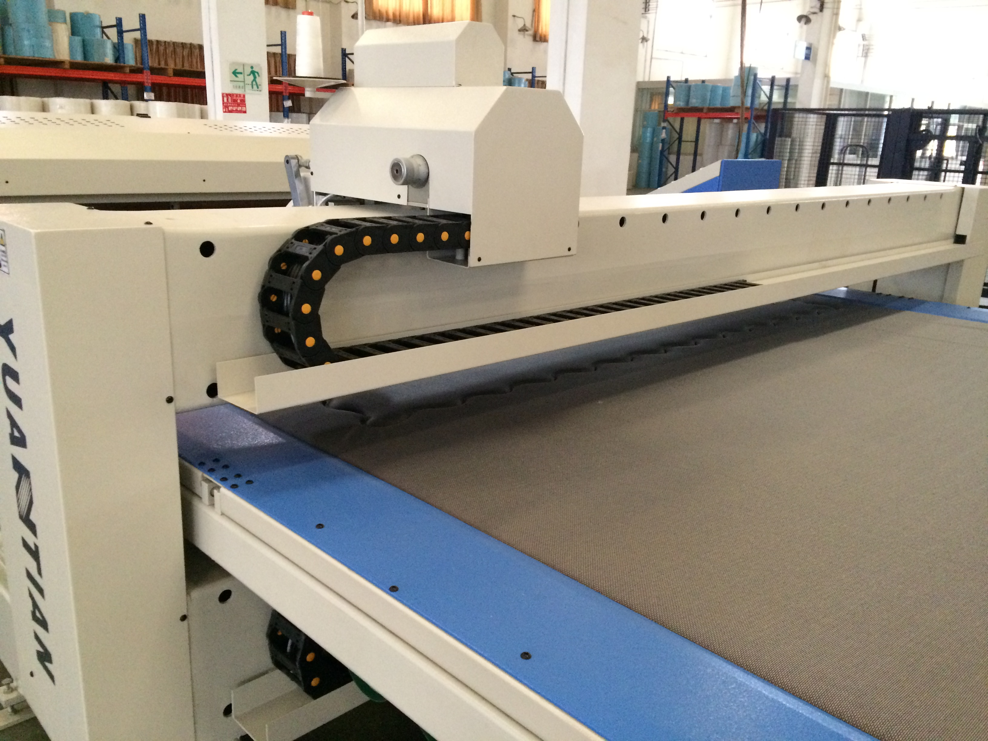 DZHF-1G Single Needle Chain Stitch Mattress Quilting Machine