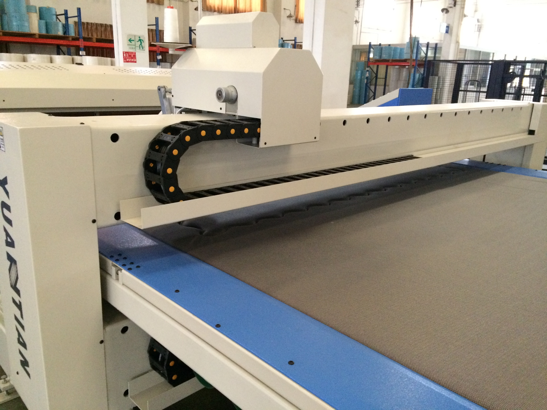 DZHF-1G Single Needle Chain Stitch Mattress Quilting Machine