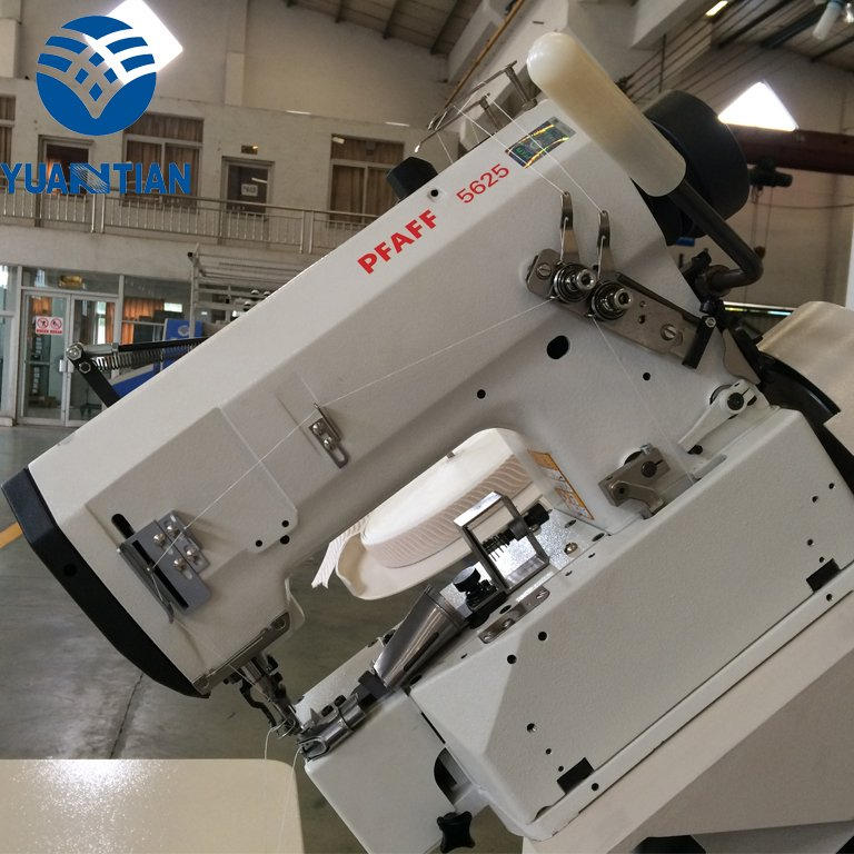 WPG-2000 Mattress Tape Edge Machine