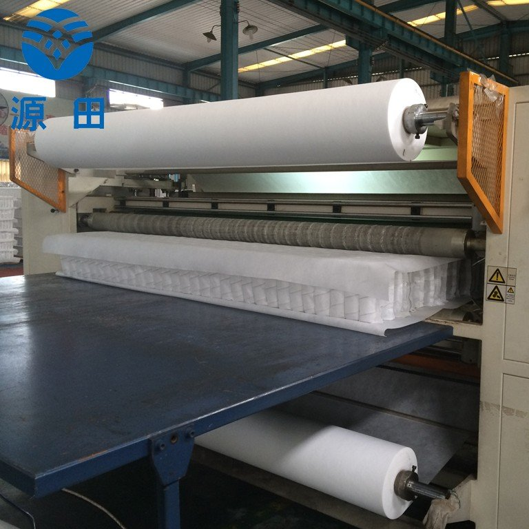 Custom Pocket Spring Assembling Machine spring pocket automatic YUANTIAN Mattress Machines