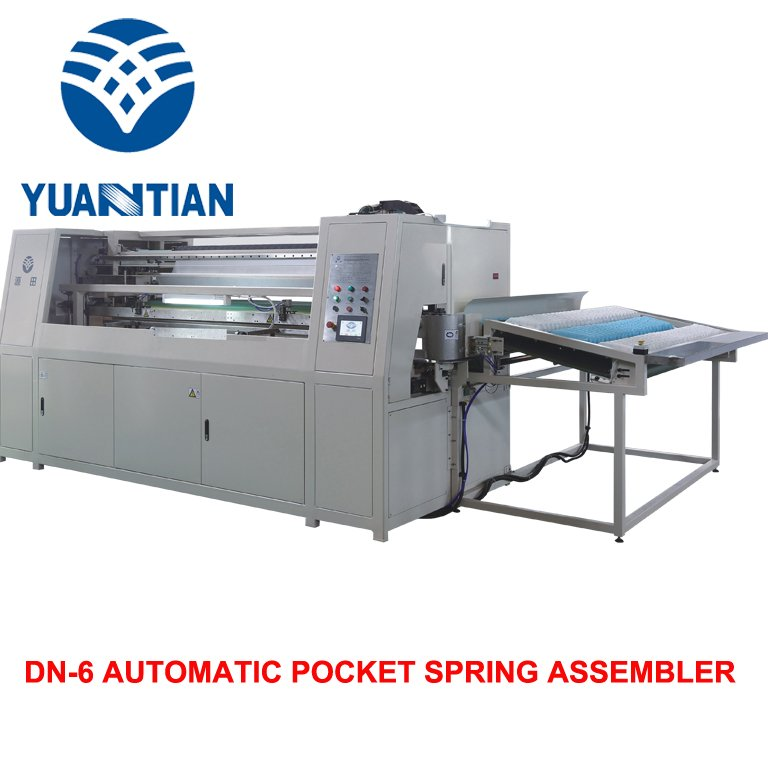 OEM Automatic Pocket Spring Machine spring pocketspring line Automatic High Speed Pocket Spring Machine