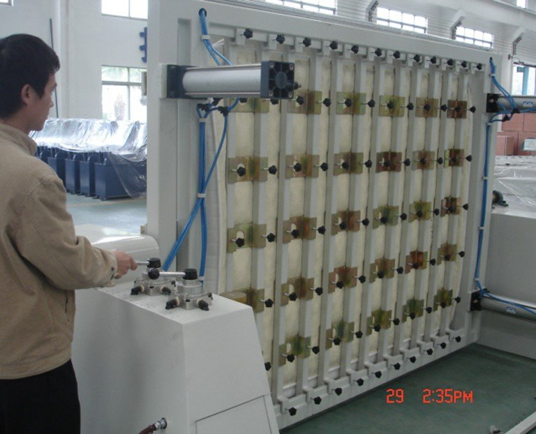 straightening rollpack bending YUANTIAN Mattress Machines mattress packing machine