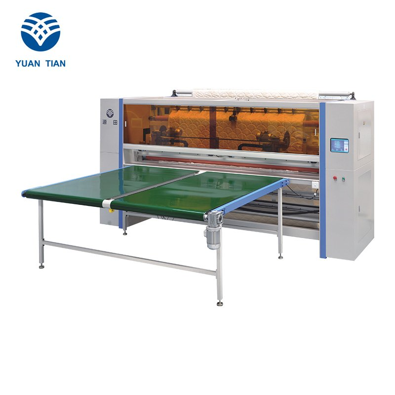 panel machine cutting mattress YUANTIAN Mattress Machines Mattress Cutting Machine
