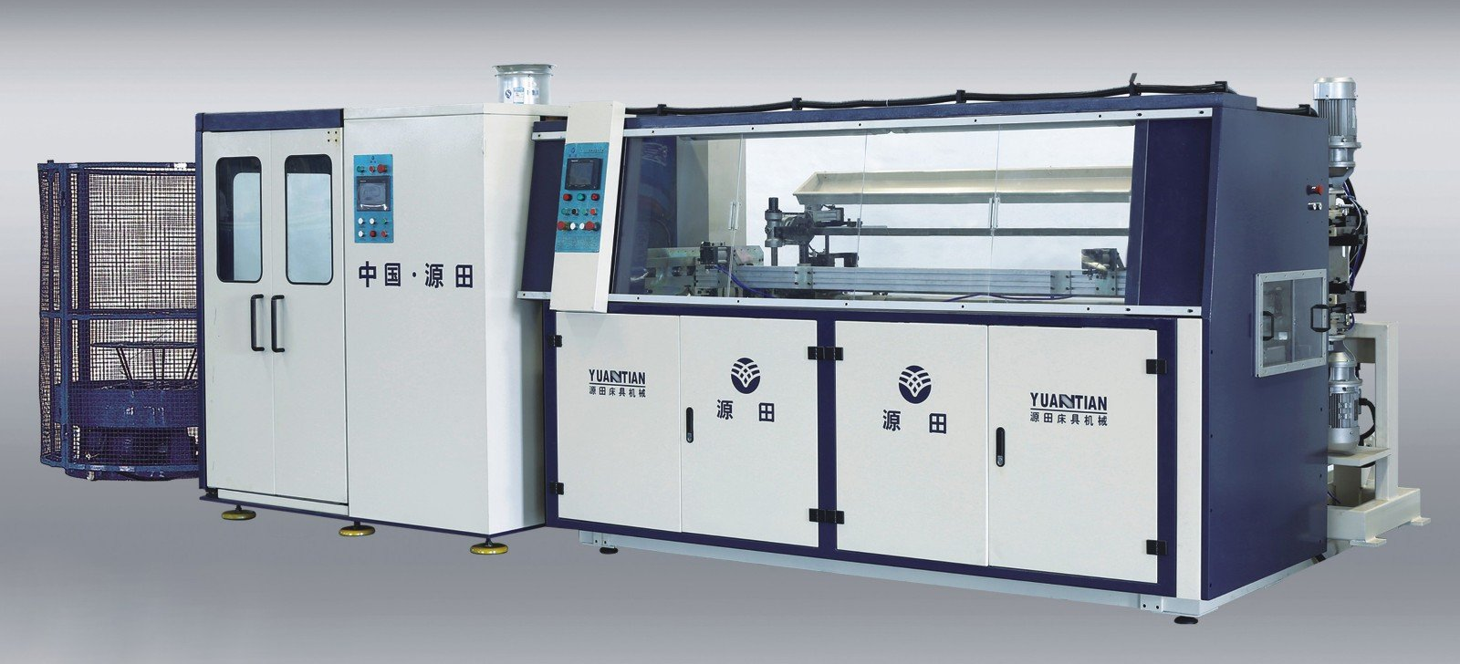 line machine YUANTIAN Mattress Machines bonnell spring machine