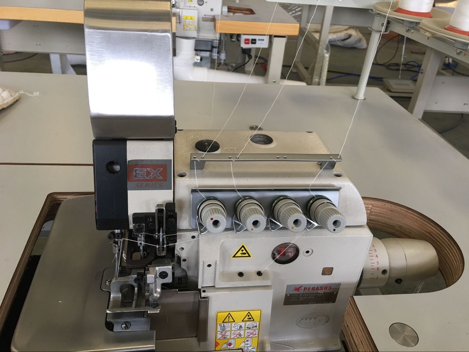 Double Sewing Heads Flanging Machine machine sewing OEM Mattress Flanging Machine YUANTIAN Mattress Machines