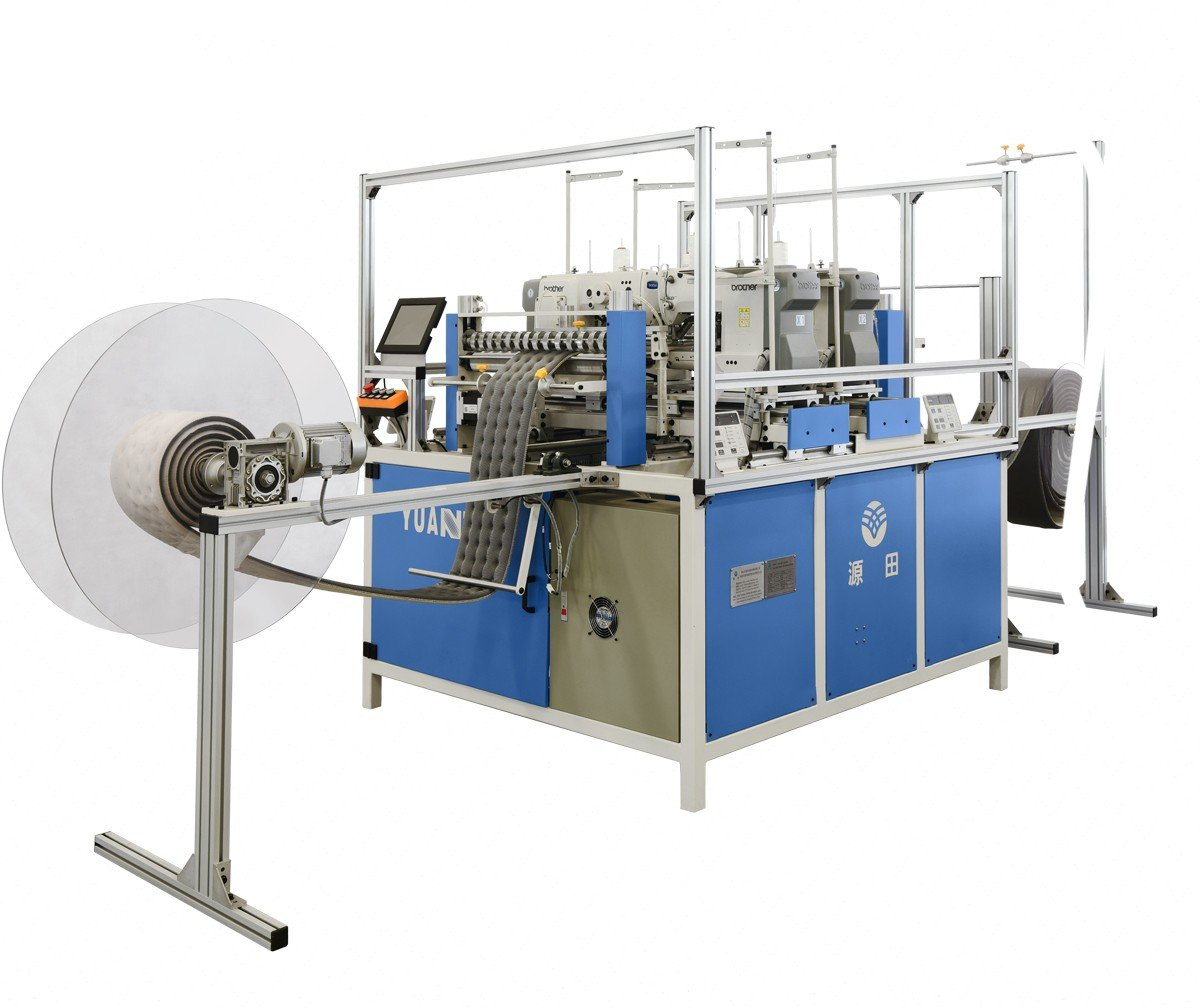 single quilting machine for mattress YUANTIAN Mattress Machines quilting machine for mattress price