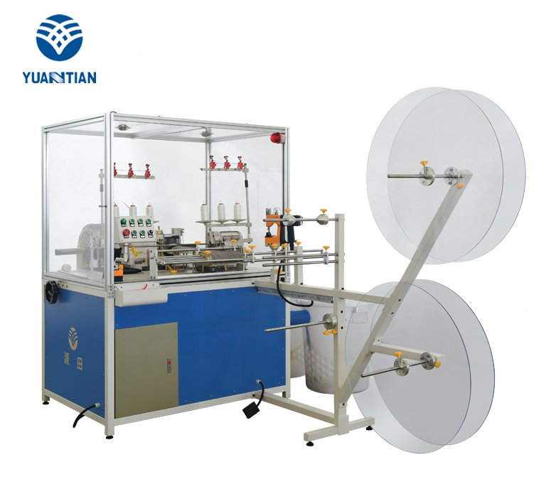 Double Sewing Heads Flanging Machine heavyduty Mattress Flanging Machine heads