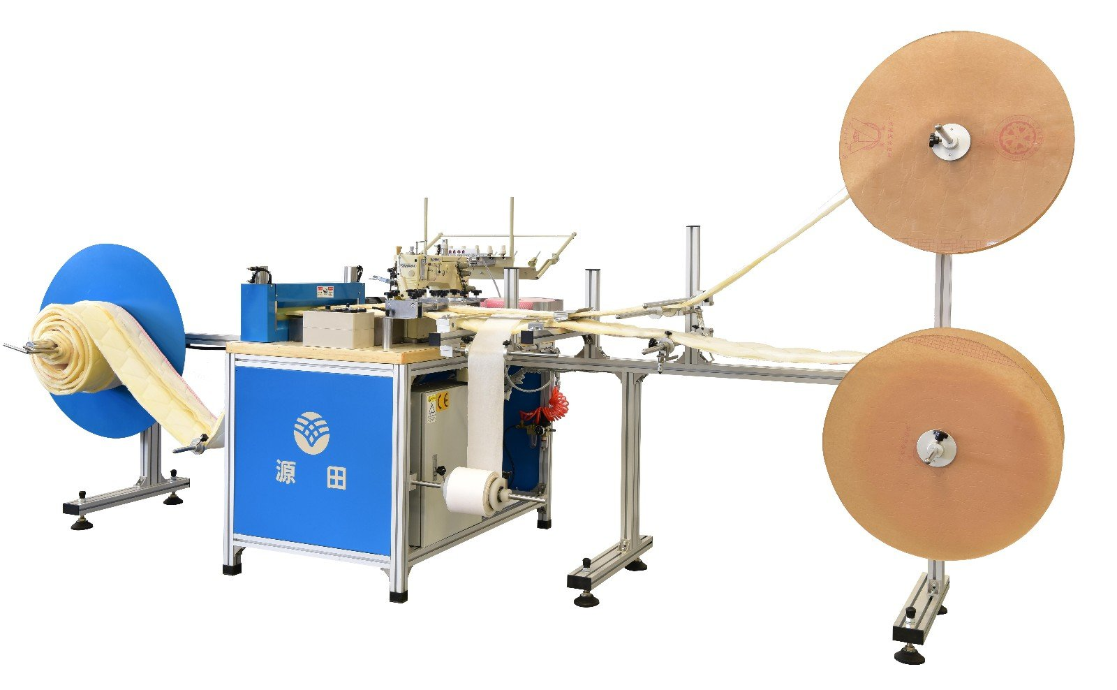 singer  mattress  sewing machine price autimatic decorative border long YUANTIAN Mattress Machines