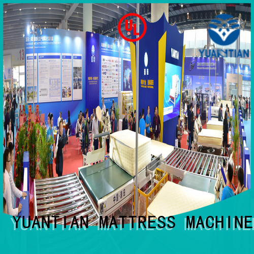 twin mattress to king converter automatic mattress Auto Mattress Conveyor Production Line YUANTIAN Mattress Machines Brand