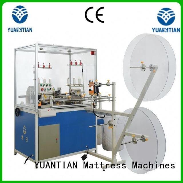 mattress mattress Mattress Flanging Machine YUANTIAN Mattress Machines Double Sewing Heads Flanging Machine double
