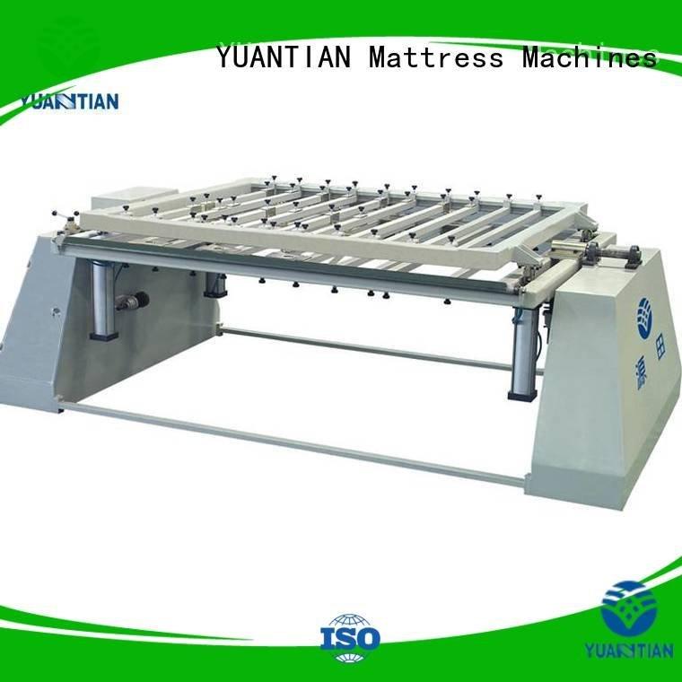 Wholesale qw4 border mattress packing machine YUANTIAN Mattress Machines Brand