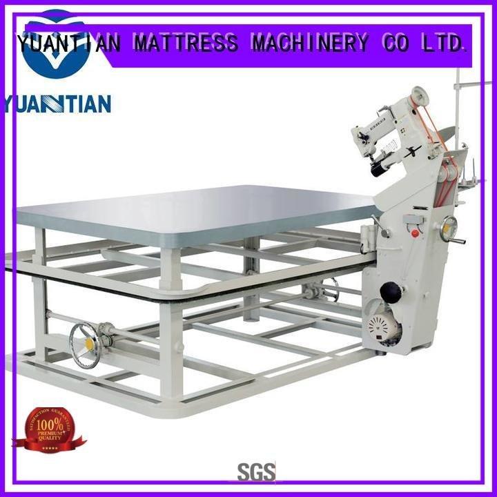 table edge YUANTIAN Mattress Machines mattress tape edge machine