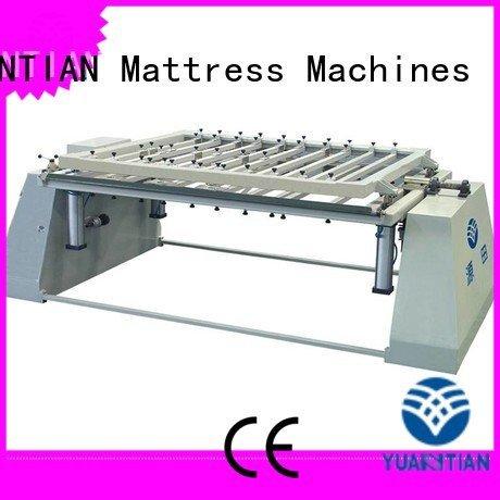 spring automatic foam mattress making machine YUANTIAN Mattress Machines