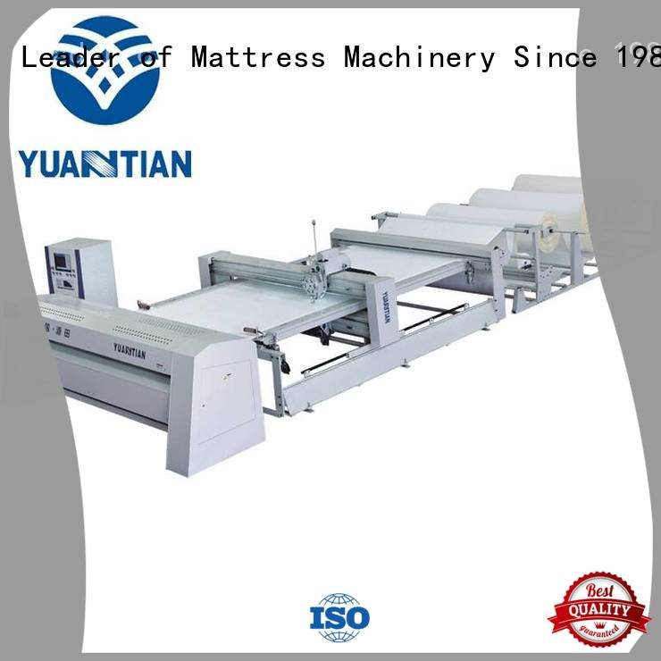 singleneedle machine quilting machine for mattress needle YUANTIAN Mattress Machines
