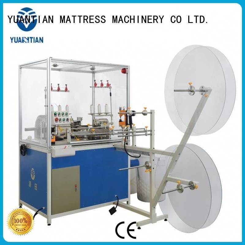 machine multifunction Mattress Flanging Machine mattress YUANTIAN Mattress Machines