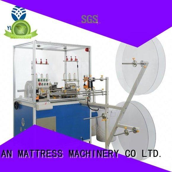 YUANTIAN Mattress Machines Mattress Flanging Machine sewing flanging mattress heads