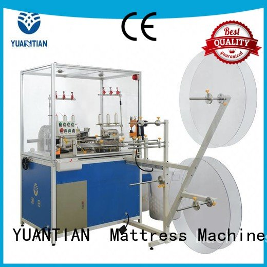 Double Sewing Heads Flanging Machine heads Mattress Flanging Machine multifunction