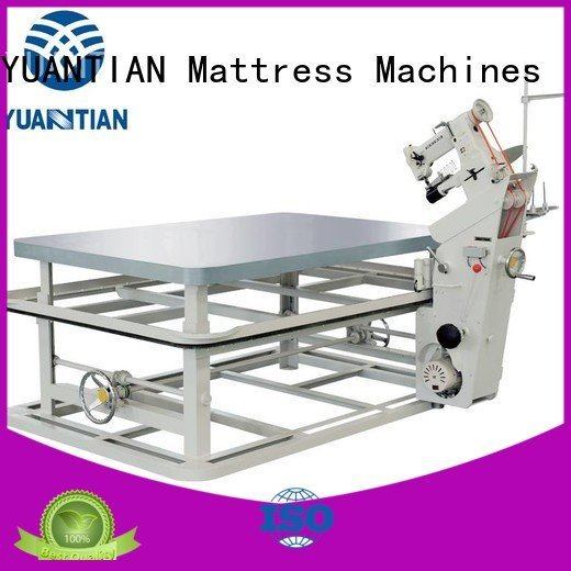 table binding YUANTIAN Mattress Machines mattress tape edge machine