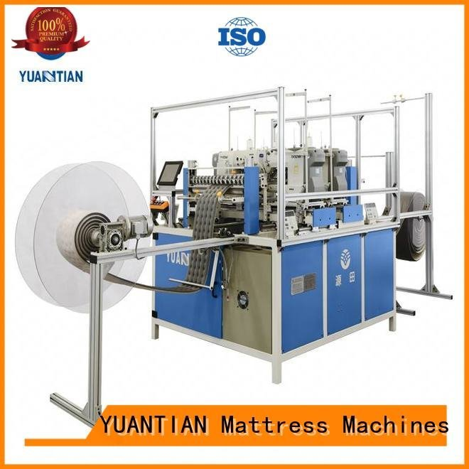 lockstitch quilting YUANTIAN Mattress Machines quilting machine for mattress
