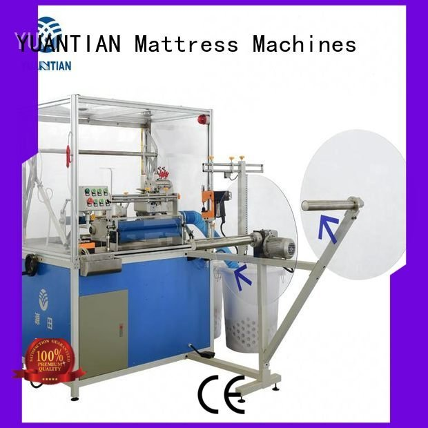 OEM Double Sewing Heads Flanging Machine double heads multifunction Mattress Flanging Machine
