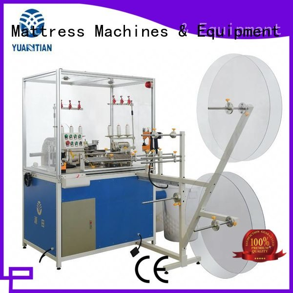 Double Sewing Heads Flanging Machine machine mattress YUANTIAN Mattress Machines Brand