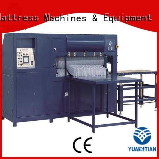 foam mattress making machine mattress mattress packing machine wire