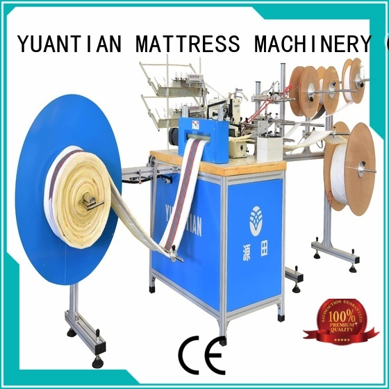long autimatic singer  mattress  sewing machine price sewing YUANTIAN Mattress Machines company