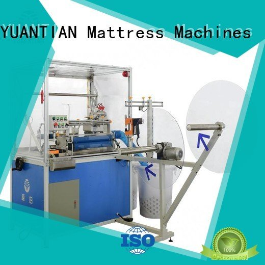 YUANTIAN Mattress Machines flanging Mattress Flanging Machine mattress machine