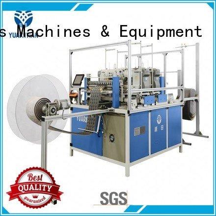 border machine single YUANTIAN Mattress Machines quilting machine for mattress price