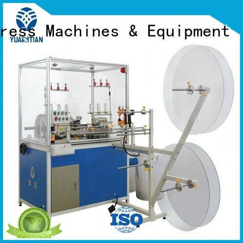 multifunction Mattress Flanging Machine flanging sewing YUANTIAN Mattress Machines