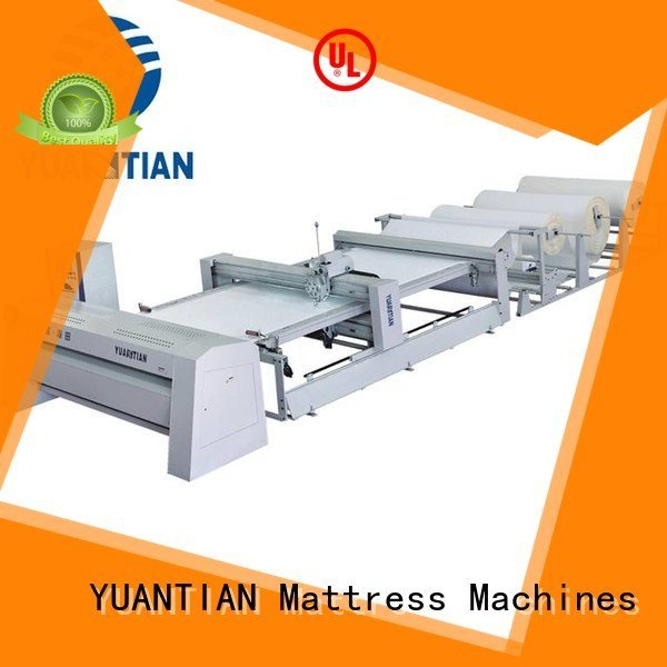 YUANTIAN Mattress Machines quilting machine for mattress sa330 mattress bhf1 side