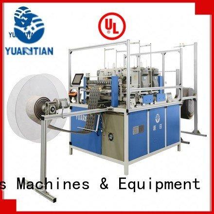 quilting machine for mattress price stitching border single YUANTIAN Mattress Machines