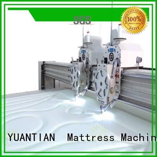 mattress quilting machine for mattress stitching double YUANTIAN Mattress Machines