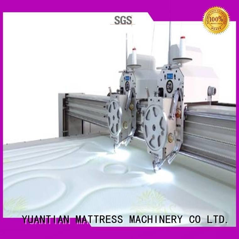 lockstitch quilting machine for mattress price YUANTIAN Mattress Machines Brand
