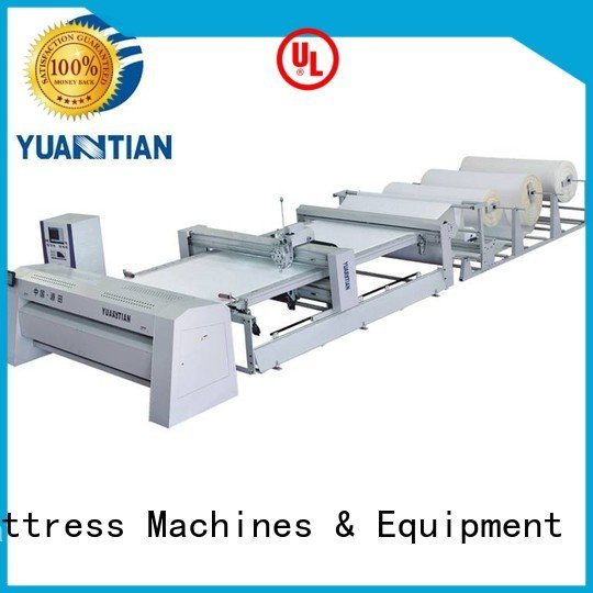 quilting machine for mattress price quilting stitching quilting machine for mattress YUANTIAN Mattress Machines Warranty