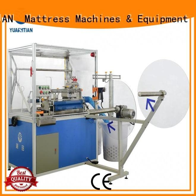 YUANTIAN Mattress Machines Double Sewing Heads Flanging Machine sewing machine multifunction