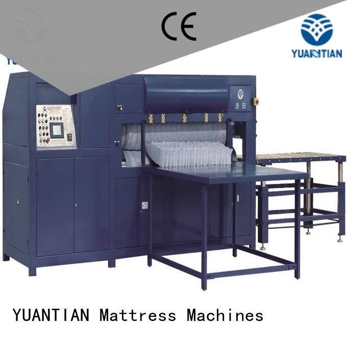 foam mattress making machine bending rollpack mattress packing machine