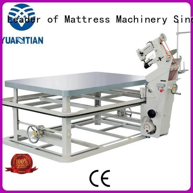 top edge mattress tape edge machine mattress YUANTIAN Mattress Machines